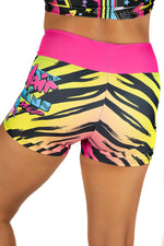 Hasbro My Little Pony Big Hair Don't Care Shorts