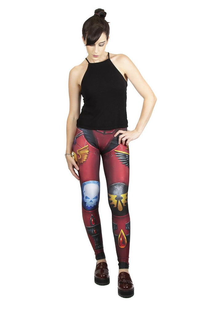 KIDS Games Workshop Warhammer Blood Angels Leggings