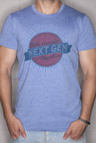 Next Gen T-Shirt Mens Blue