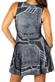 Star Trek Klingon Dress