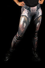 Star Trek The Next Generation Borg Leggings