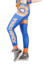 "KIDS ""Cenation"" John Cena WWE Leggings"