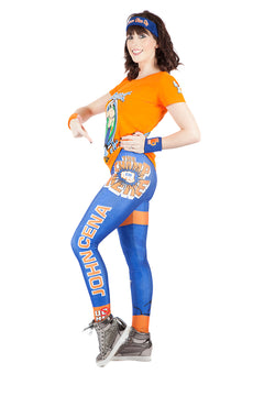 "WWE John Cena ""Cenation"" Leggings"