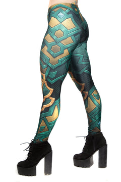 CHALICE Armour Leggings - Wild Bangarang