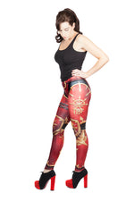 KIDS Games Workshop Warhammer Chaos Space Marines Leggings