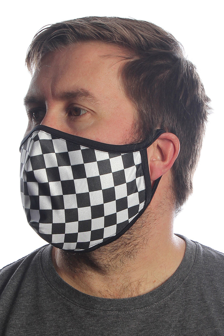 CheckMate Face Mask