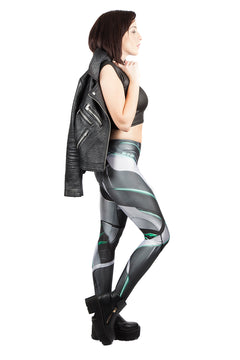 CyberSeven Cybermetic-2 Leggings