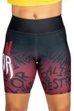 Demon King Finn Balor shorts