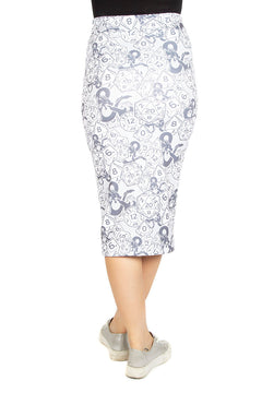 Dungeons & Dragons Dice & Dragons Pencil Skirt