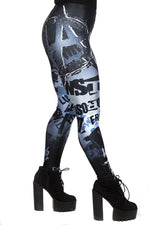 WWE The Shield Bundle Leggings