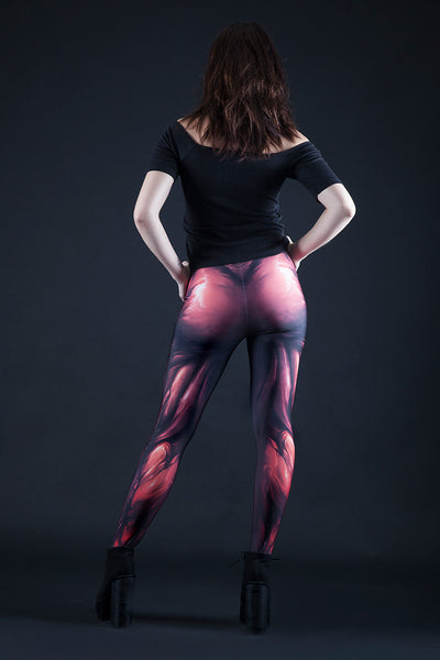 Demon Skin Leggings