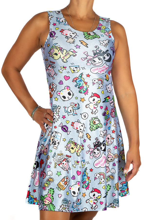 Tokidoki Denim Daze Dress