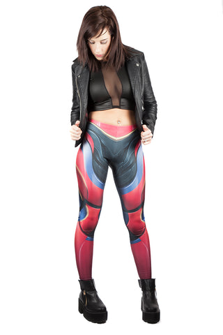 CyberSeven Digita-4 Leggings