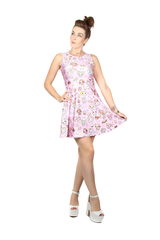 Tokidoki Donutella Dress