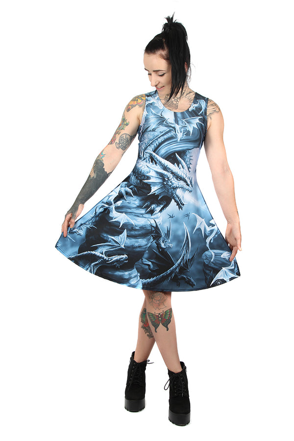 Anne Stokes Dragon Clan Dress