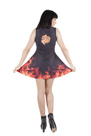 Official Anne Stokes Dragon Warrior Dress