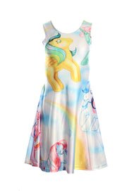 Official Hasbro My Little Pony Classic Skater Dress