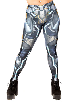 Guild Wars 2 Dynamics Exo Leggings