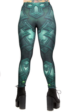 ENVY Armour Leggings - Wild Bangarang