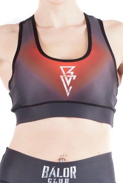 "WWE Finn Balor ""Balor Club"" Sports Bra"