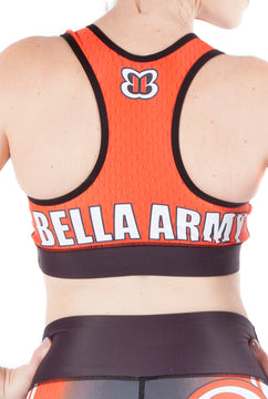 "WWE Nikki Bella ""Fearless"" Sports Bra"