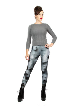 Dark @ Heart Fear Leggings