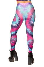 Festival Fashion Candy Stick Leggings