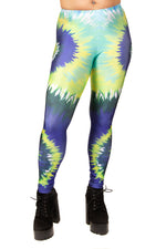 Festival Fashion Sherbet Fizz Leggings