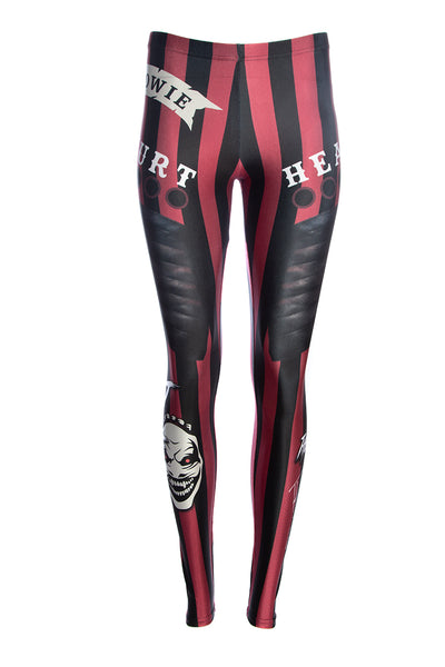 Fiend Leggings WWE