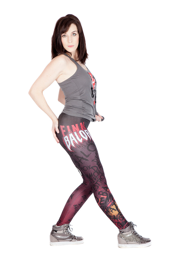 WWE Leggings