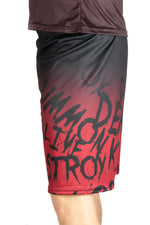 WWE Finn Balor Basketball Slamarang Shorts