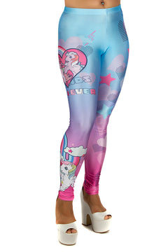 Hasbro My Little Pony Friends 4 Eva Leggings