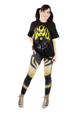 WWE Goldust Leggings