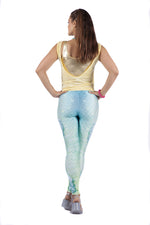 UK Leggings Mermaid
