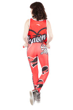 WWE Heart Break Kid Leggings