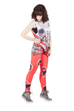 WWE HBK Leggings