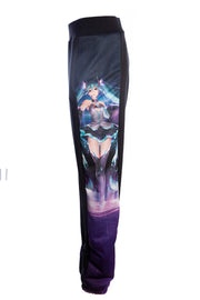 Official Hatsune Miku by Masami Chie Lounge Sweatpants