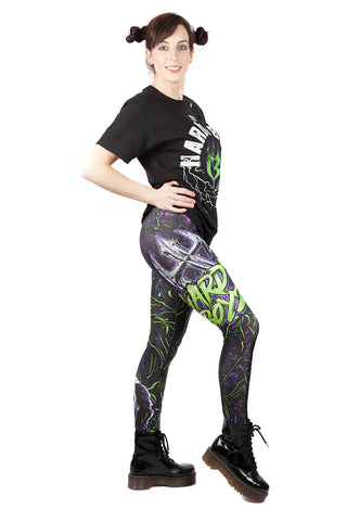 """Team Xtreme"" The Hardy Boyz WWE Leggings"