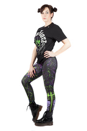 The Hardy Boys WWE Leggings