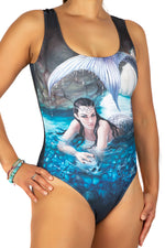 Anne Stokes Hidden Depths Body Swim Suit