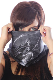 Official Anne Stokes Summon The Reaper Snood