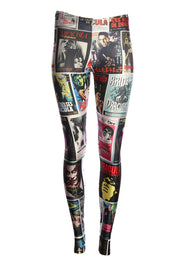 Official Hammer Horror Dracula Leggings