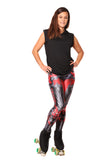 UK Leggings Skull Reaver