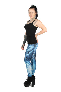 Cold Frost Leggings
