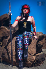 "Tribal ""Unity"" Leggings"