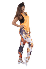 UK Leggings Koi Mermaid
