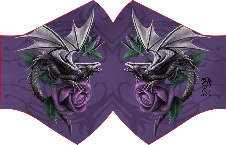 Dragon Beauty Anne Stokes Face Mask