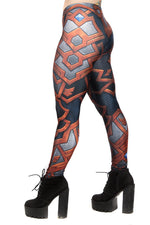 LAVA Armour Leggings - Wild Bangarang