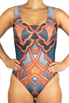 Lava Body Swim Suit - Wild Bangarang