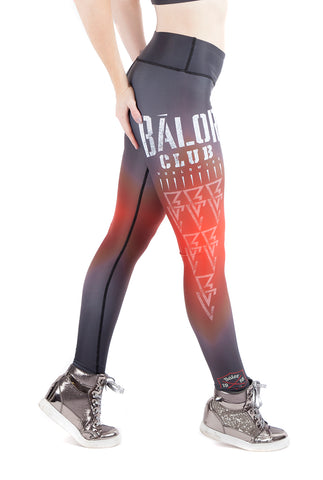 """Balor Club"" Finn Balor WWE Fitness Leggings"